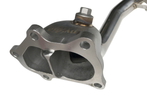 Invidia Downpipe Lower Catted Divorced Wastegate w/ 2 Bungs (Part Number: )