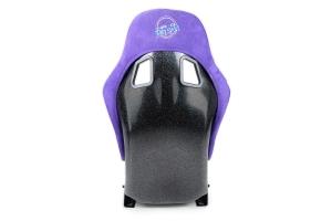 NRG Innovations FRP PRISMA Medium Competition Seat Vegan Alcantara Purple - Universal
