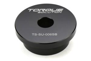 Torque Solution Solid Shifter Bushing - Subaru STI 2004+