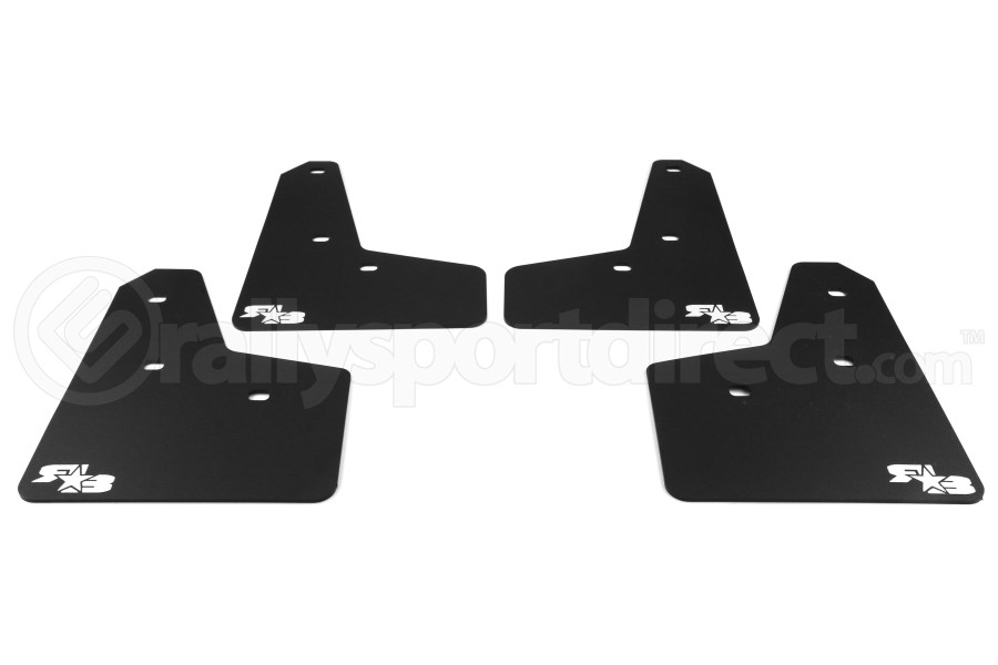 RokBlokz Original Rally Mud Flaps - Mazda 3 2010 - 2013