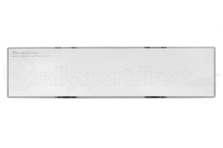 Napolex Broadway Air Rear View Mirror Convex 300mm Clear Frame (Part Number:BW247)