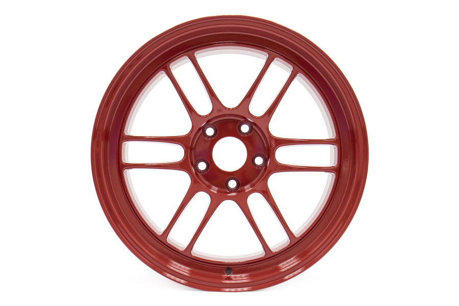 Enkei RPF1 18x9.5 +38 5x114 Competition Red Wheel (Part Number:ENK3798956538RD)