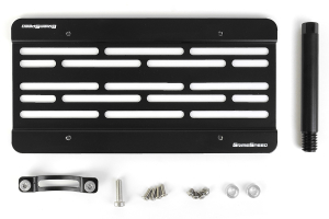 GrimmSpeed License Plate Relocation Kit ( Part Number:GRM 094027)