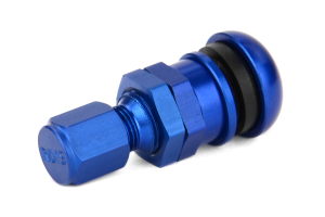 Volk Racing Rays Valve Stem Blue (Part Number: )