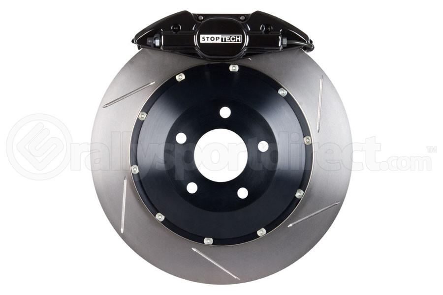 Stoptech ST-22 Big Brake Kit Rear 345mm Black Slotted Rotors (Part Number:83.842.002G.51)