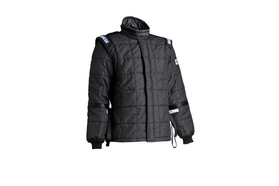 Sparco AIR-15 Drag Racing Jacket Black - Universal