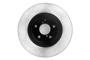 Centric Premium Brake Rotor Single Front (Part Number: 120.47018)
