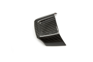 OLM LE Dry Carbon Fiber Lower Steering Wheel Cover (Part Number: )
