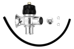 Turbosmart Dual Port Blow Off Valve Black (Part Number: )