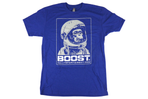 RallySport Direct Boost Monkey T-Shirt Blue - Universal
