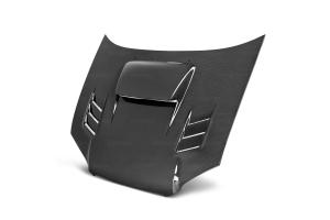 Seibon Carbon Fiber CWII Style Hood ( Part Number: HD0405SBIMP-CWII)