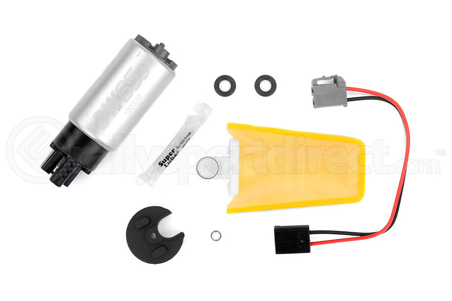 DeatschWerks DW65c Series Fuel Pump w/ Install Kit (Part Number:9-651-1010)