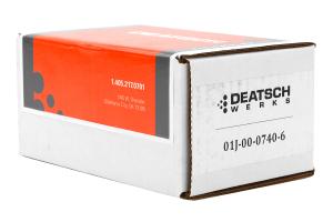 DeatschWerks Fuel Injectors 740cc ( Part Number:DET 01J-00-0740-6)