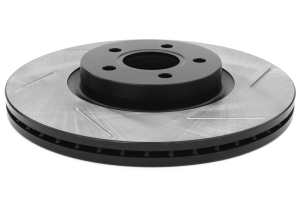 Stoptech Slotted Front Left Rotor Single - Ford Focus ST 2013+