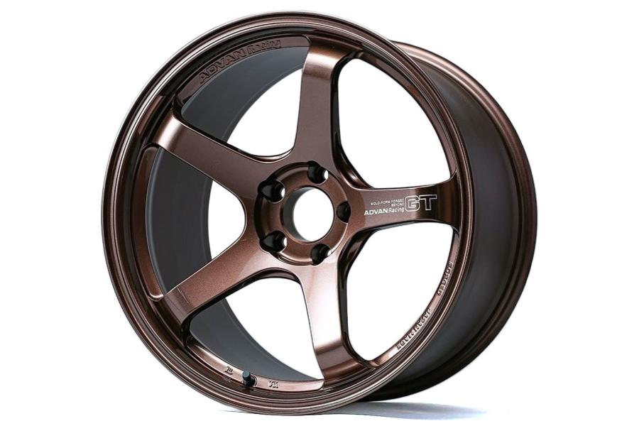 Advan GT Beyond 19x8.5 +37 5x114.3 Racing Copper Bronze - Universal