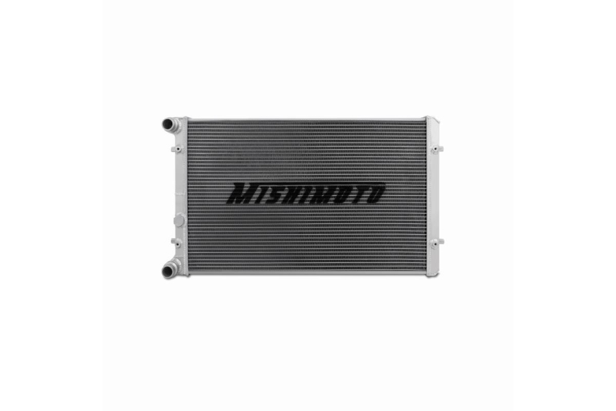 Mishimoto Performance Aluminum Dual Pass Radiator Manual Transmission - Volkswagen Golf 1999-2002