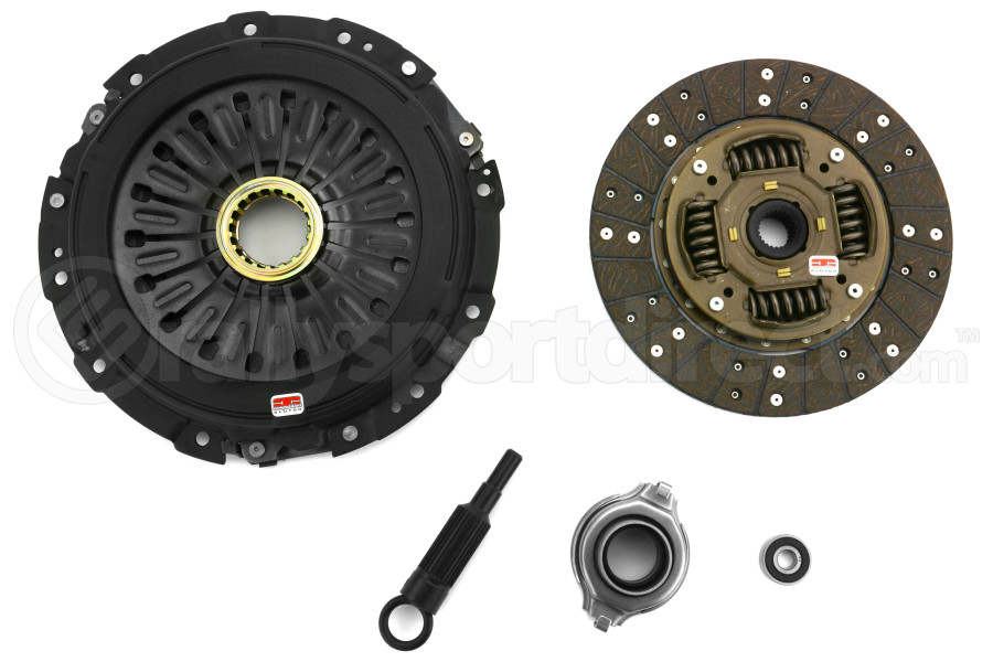 Competition Clutch Stage 2 Steelback Brass Plus Clutch Kit (Part Number:15030-2100)