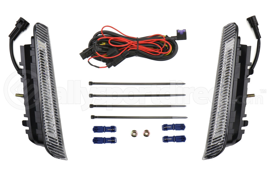 OLM OE Style DRL Kit (Part Number:17BRZDRLWH)