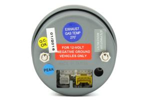 ProSport EGT Gauge Electrical w/Sender Blue/White 52mm (Part Number: )