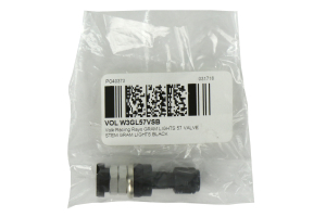 Volk Racing Rays Gram Lights 57 Valve Stem Black (Part Number: )
