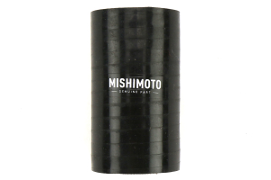 Mishimoto Silicone Coupler 1.375in Black (Part Number: )