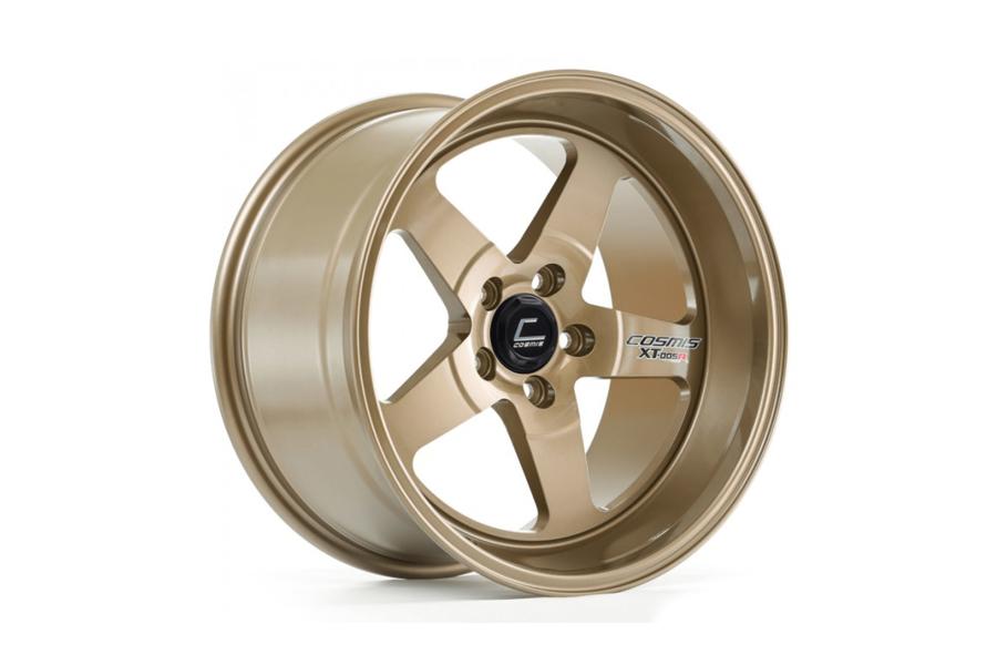 Cosmis Racing XT-005R 17x9.5 +5 5x114.3 Bronze - Universal