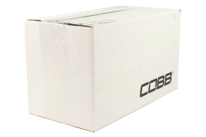 COBB Tuning 3 Inch Silicone Turbo Inlet Black ( Part Number:COB 752002-BK)