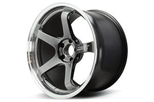 Advan GT Beyond 19x9 +43 5x114.3 Machining and Racing Hyper Black - Universal