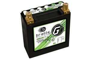 Braille Battery GreenLite Lithium Battery - Universal