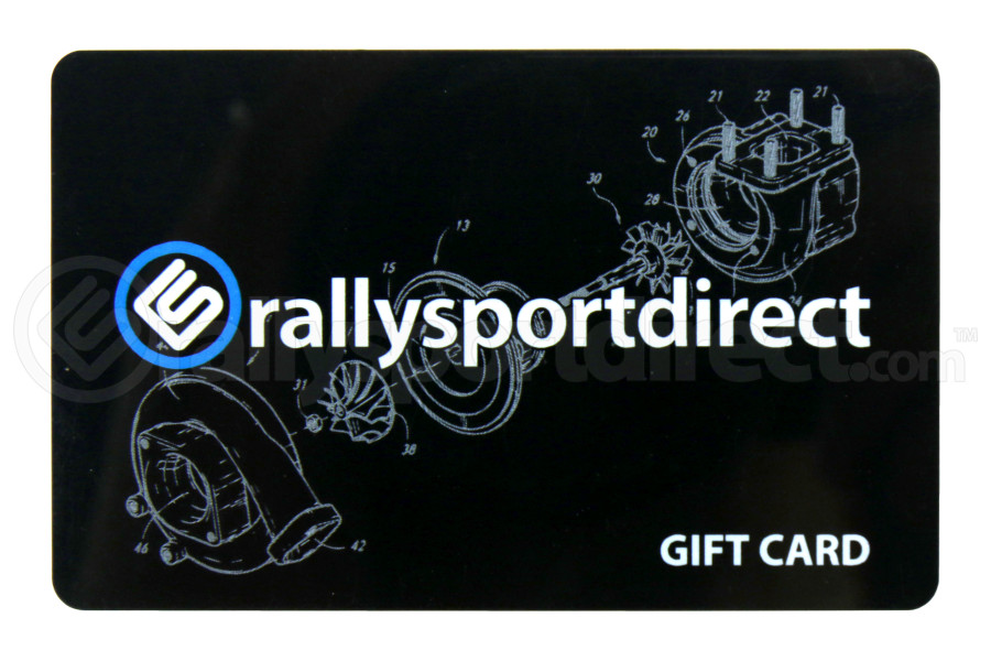 RallySport Direct Gift Card ( Part Number:RSD 50100)