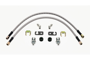 Wilwood Flexline Kit Front - Universal