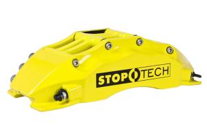Stoptech ST-60 Big Brake Kit Front 355mm Yellow Zinc Drilled Rotors - Mitsubishi Evo 8/9 2003-2006
