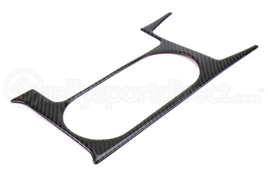 GCS Carbon Look Cup Holder Trim - Subaru Forester 2014 - 2018