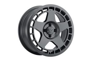 fifteen52 Turbomac 17x7.5 +42 4x108 Asphalt Black - Universal