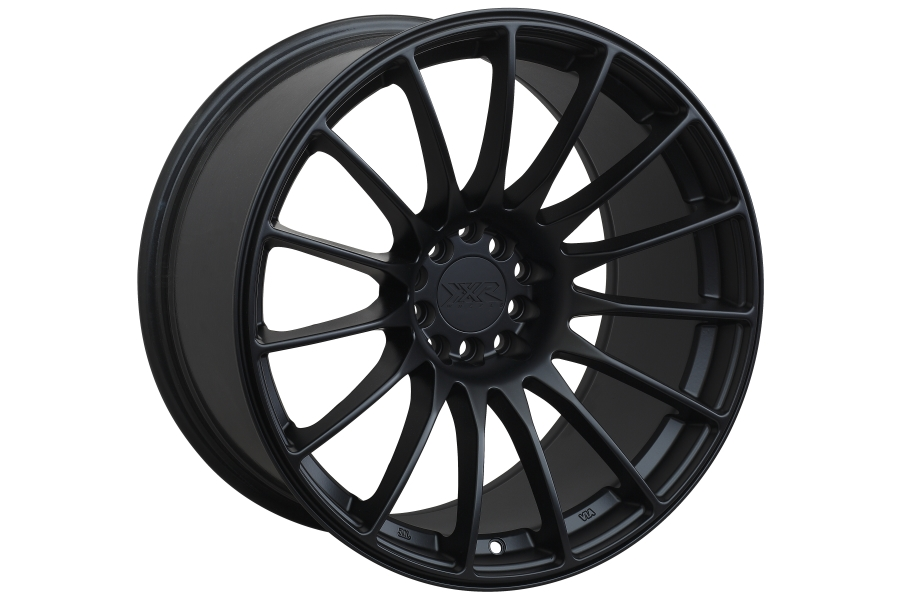 XXR 550 5x114.3 / 5x100 Flat Black - Universal