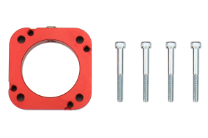 Boomba Racing Throttle Body Spacer - Ford Fiesta ST 2014 - 2018