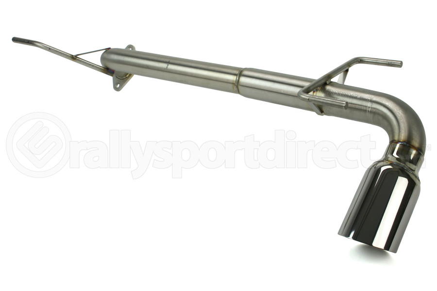 Nameless Performance Axleback Exhaust Muffler Delete (Part Number:RSPD009)