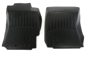 Weathertech Front Floor Liner Black (Part Number: )