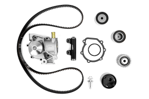 Gates Timing Belt Kit w/ Water Pump ( Part Number:GAT TCKWP254)