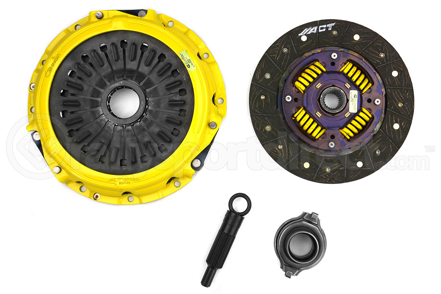 ACT Xtreme Duty Performance Street Disc Clutch Kit (Part Number:ME2-XTSS)