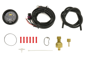 AEM Electronics X-Series Boost Gauge 52mm (Part Number: )