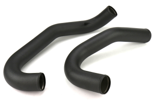 ETS Front Mount Intercooler Piping Kit Wrinkle Black - Subaru STI 2015 - 2020