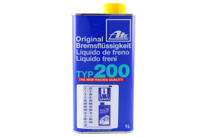 ATE Type200 Brake Fluid DOT 4 1L (Part Number: )