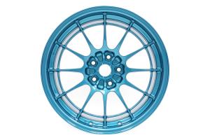 Enkei NT03+M 18x9.5 +40 5x114.3 Emerald Blue - Universal