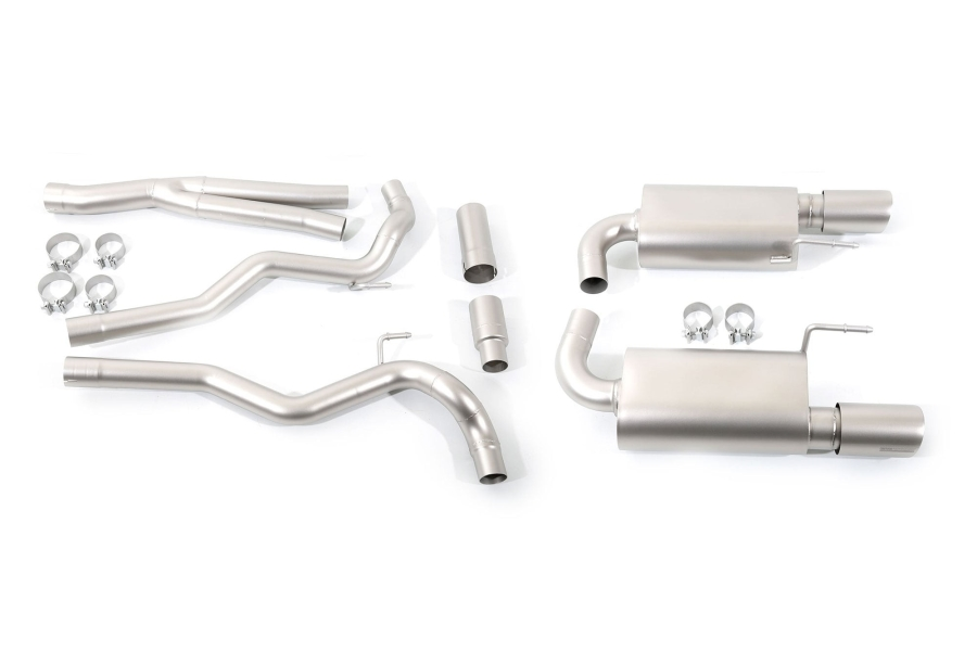 cp-e Austenite Cat Back Exhaust - Ford Mustang Ecoboost 2015+