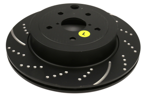 EBC Brakes GD1246 3GD Series Dimpled and Slotted Sport Rotor