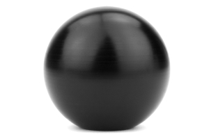 Beatrush Type-Q 45mm Duracon Shift Knob Black M12x1.25 ( Part Number: A91212B-Q45)