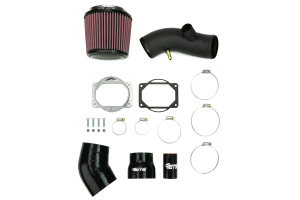 ETS Air Intake Kit Wrinkle Black (Part Number: )