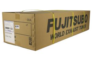 Fujitsubo Legalis R Cat Back Exhaust - Subaru WRX/STi 2002-2004