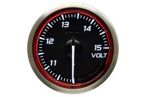 Defi DF Racer Volt Gauge 52mm - Universal